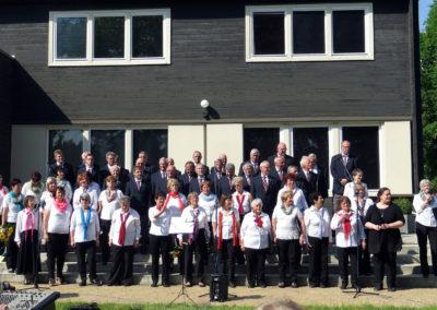 2017 – Konzert am Wachsmannhaus