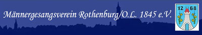 MGV  Rothenburg