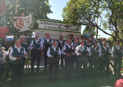 2018 – Pfingsten in Weixdorf